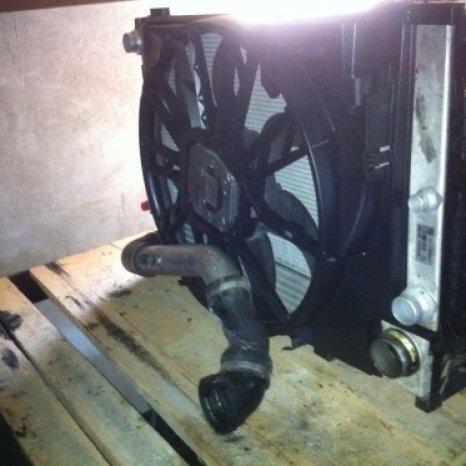 Gmv BMW e60 530d radiator