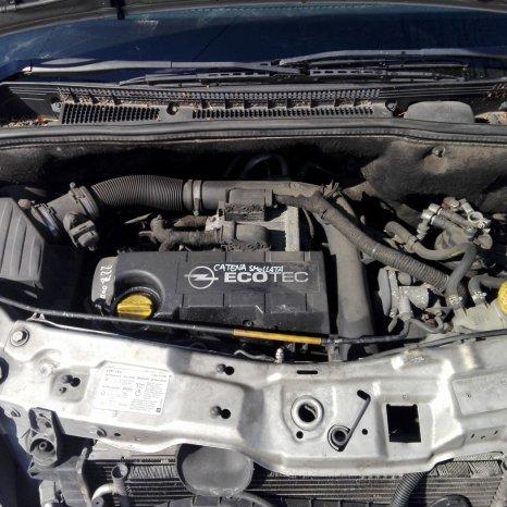 DEZMEMBREZ opel meriva a an 2005 motor 1.7cdti tip Z17DTH