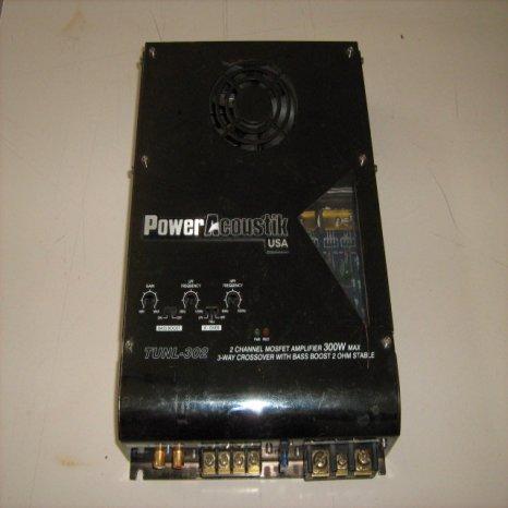 Statie amplificare POWER ACOUSTIK-TUNL 302