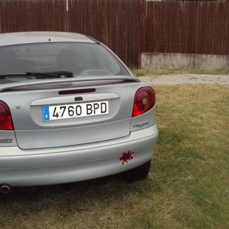 usi megane coupe an 2001 complete