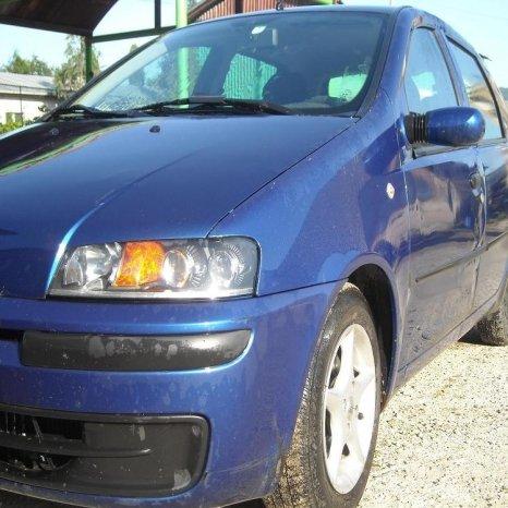 Dezmembrez Fiat Punto 1.9 jtd din 2000, motor