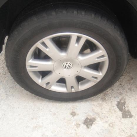 DEZMEMBREZ VW TOUAREG 2.5 R5 FACELIFT
