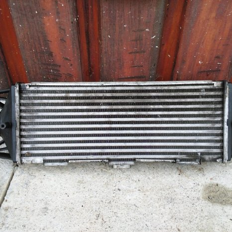 Intercooler Iveco Daily 3
