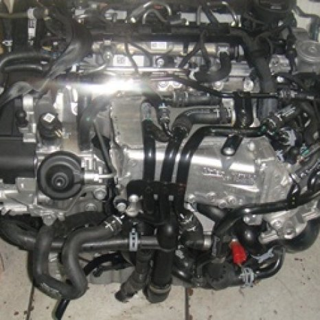 MOTOR 1.6 TDI COD CRK VW GOLF 7