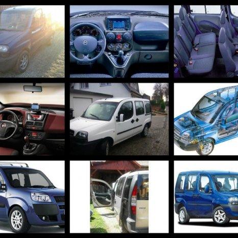 Dezmembrari Fiat DOBLO 2001-2004 BUFTEA