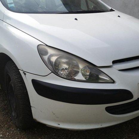 Dezmembrez Peugeot 307 1.6 hdi , 109 CP, 2005, motor 9HY