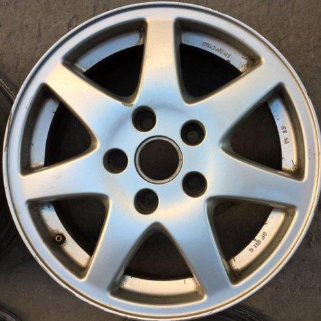 Jenti aliaj Audi A4-A6, VW Passat,Golf5,Jetta,SeatAltea-R15-5x112