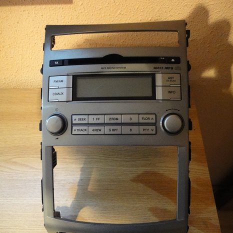 Radio cd mp3 OEM hyundai ix55 veracruz