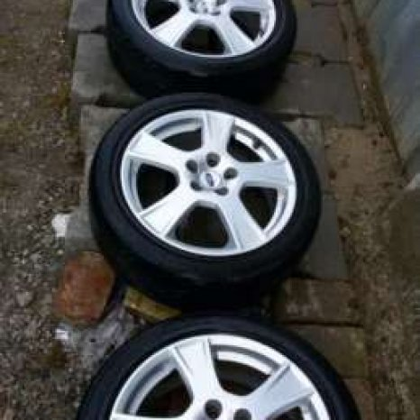 Vand jante ford r 17