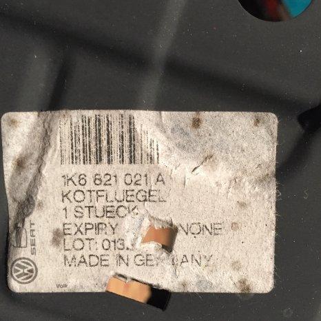 Vand far stanga Volkswagen Caddy