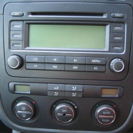 Vand sistem audio pt Golf