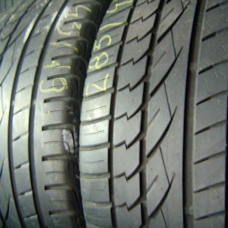 Cauciucuri vara 285/45/R19 - Mercedes M si R Class