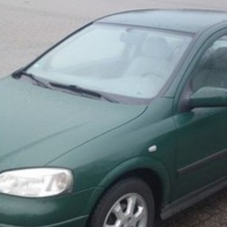Opel Astra G Coupe Albastra an 2001