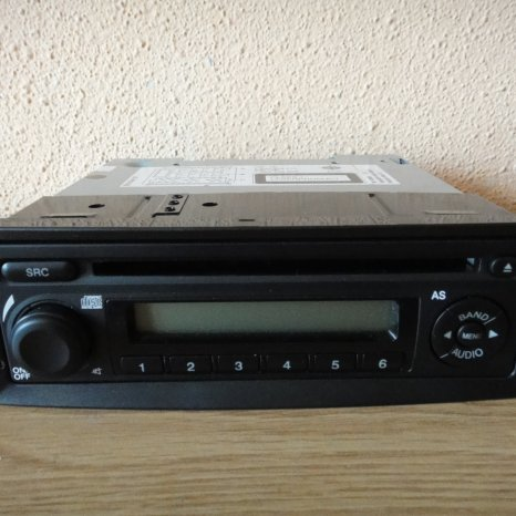 Radio Cd Player OEM Fiat Doblo 263 Radio Cd Player OEM Fiat Doblo 263