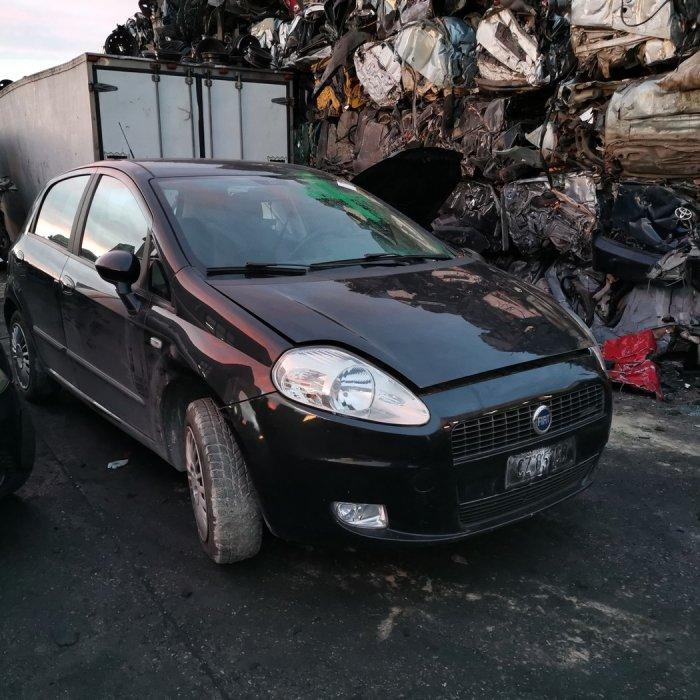 Fiat Grande Punto 1.3 D tip 199A2000, 75CP, 2009