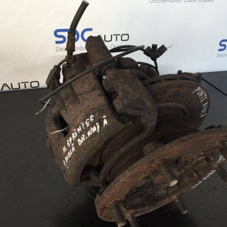 Fuzeta Fata-Mercedes Sprinter 2.2 CDI-2005 Punte Dubla