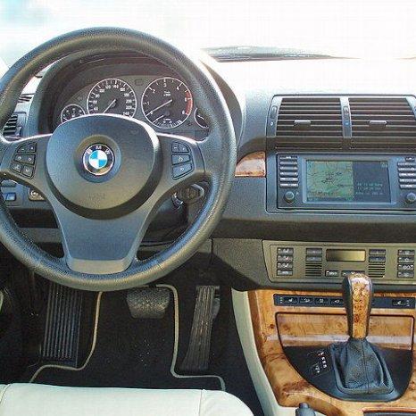 Modul DvD Navigatie BMW X5 seria 3 5 7