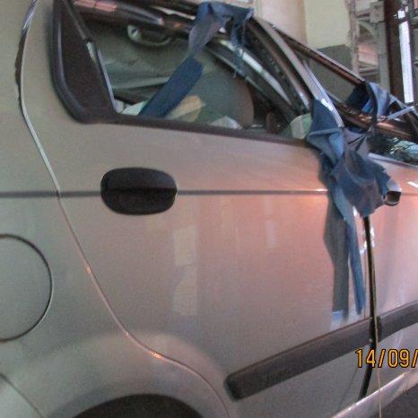 Maner usa dreapta spate Chevrolet Spark 2006