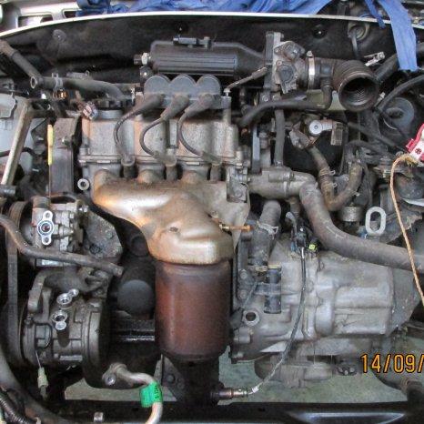 Motor CHEVROLET SPARK - 2006 - 0,8I, A08S3 ( F8CV)