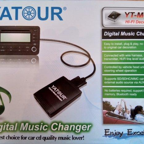 YATOUR YT-M06 HI-FI Decoder pentru masini din grupul VW