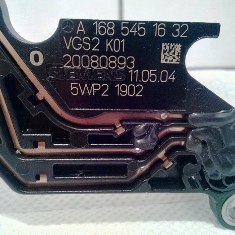 Calculator cutie viteze automata Mercedes class A