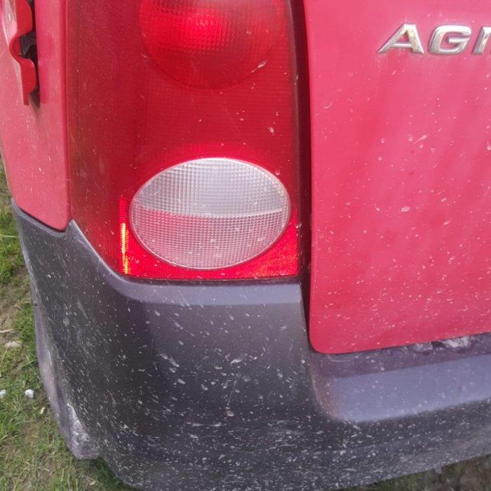 dezmembrez opel agila an 2001 motor 1.0 benzina , motor, cutie viteze