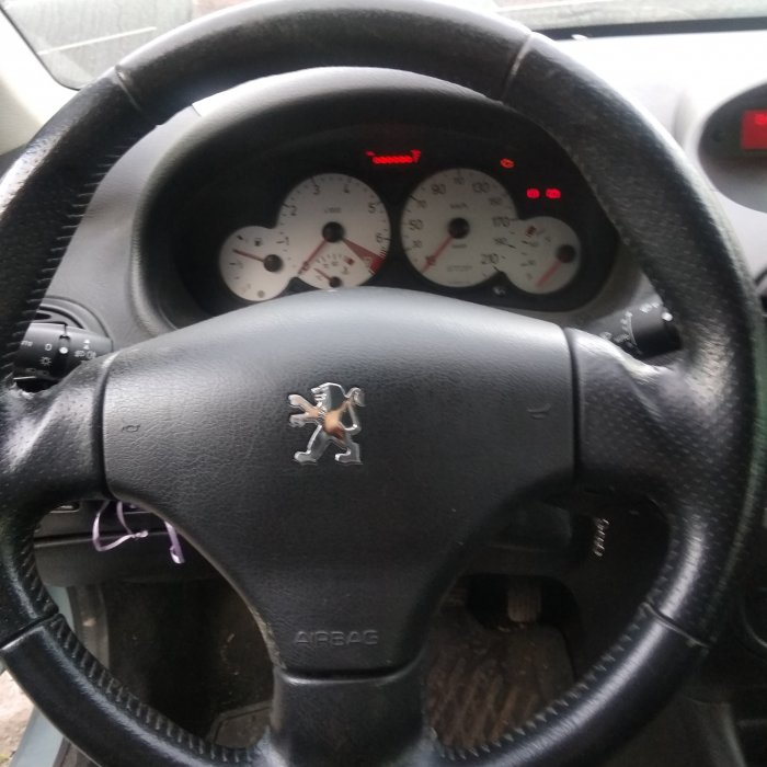 Airbag volan Peugeot 206 ( original )