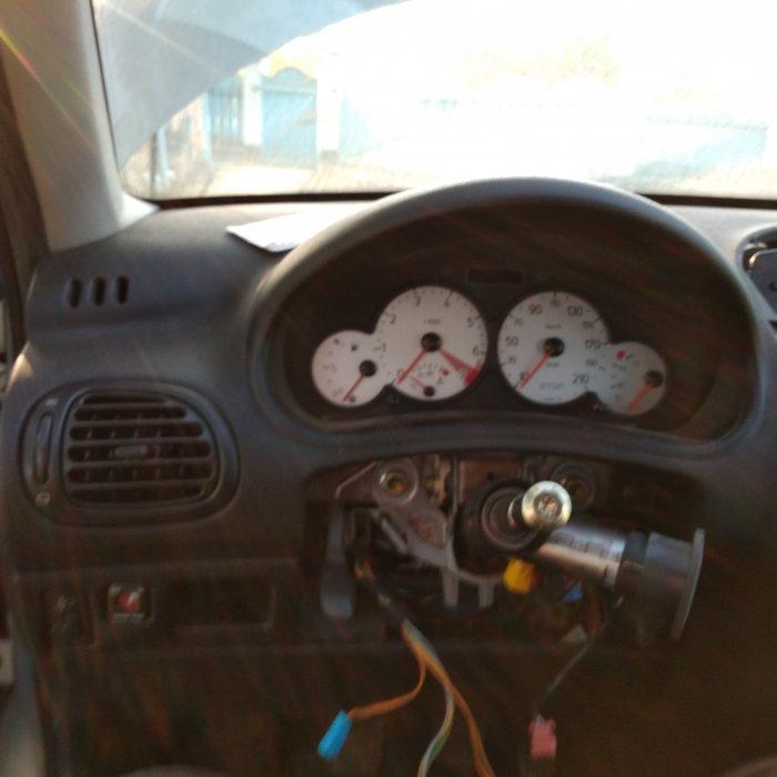 Ceasuri bord Peugeot 206 (din 2003)