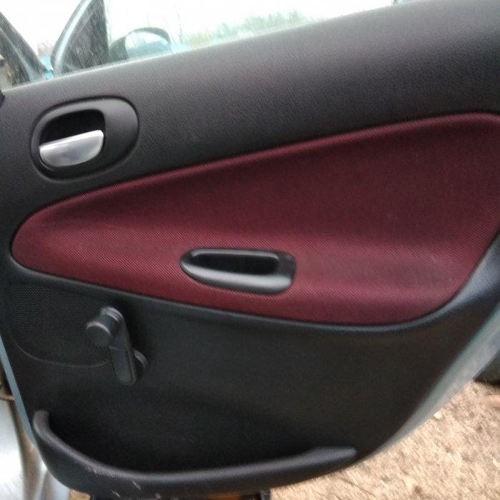 Fete portiere Peugeot 206 pentru 4/5 usi
