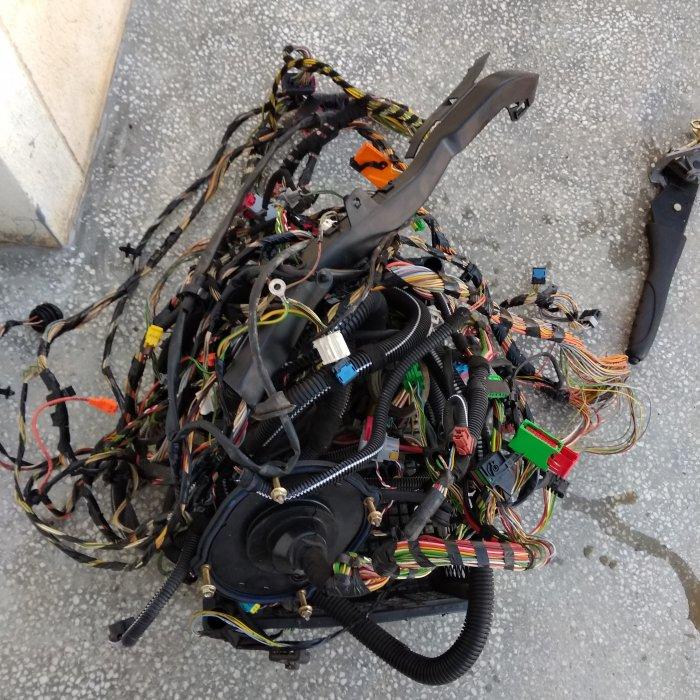 Instalatie electrica Peugeot 206 sw