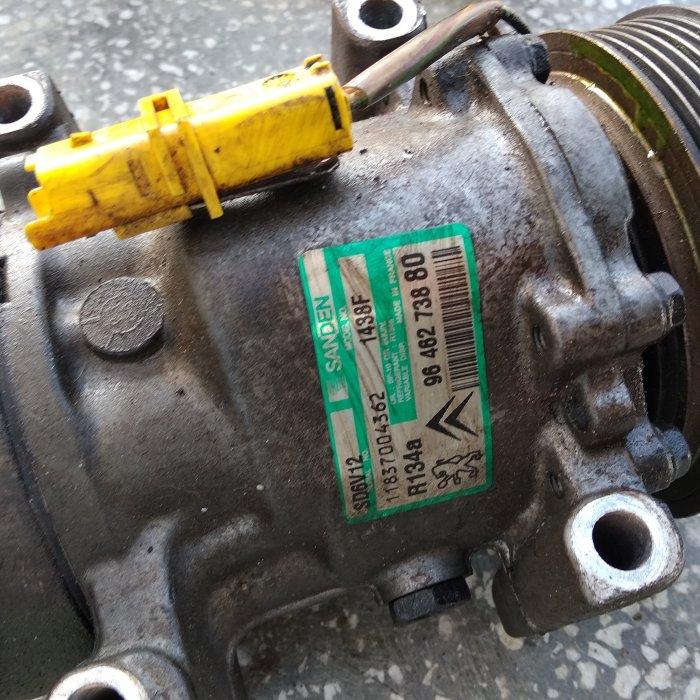 Compresor AC (clima) Peugeot Citroen