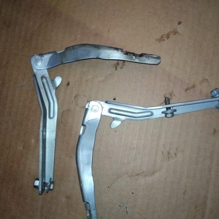 Elemente capota Peugeot 206 (fara capota)
