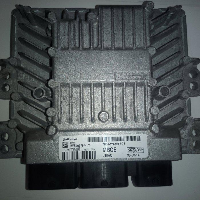 ECU calculator compatibil motor 1.8 tdci Ford Focus