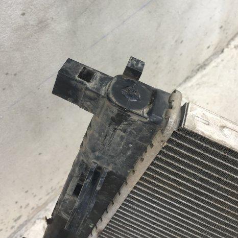 radiator apa dacia duster