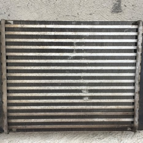 radiator intercooler dacia duster