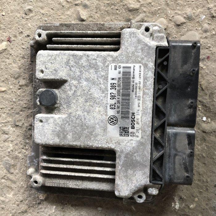 Calculator motor ECU Passat 2.0 170 CP