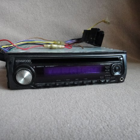 Vand mp3 auto kenwood 4x50w Aux in
