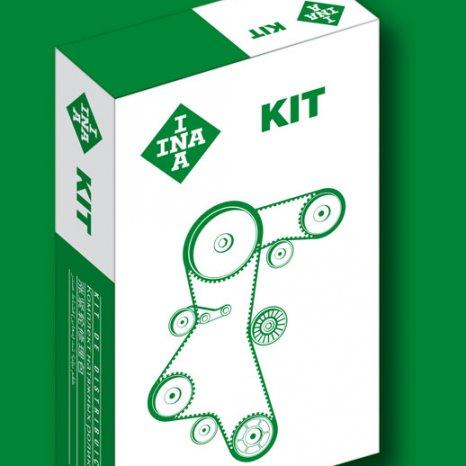 Kit distributie INA-Opel Vectra C, 1.8-16V