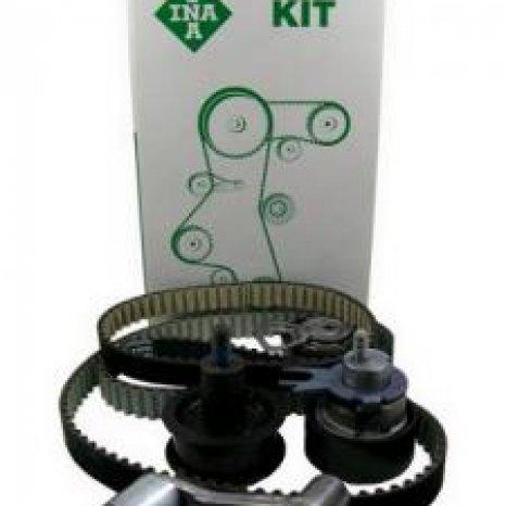 Kit distributie + pompa Ina Opel Vectra C, 1.8-16V Kit distributi