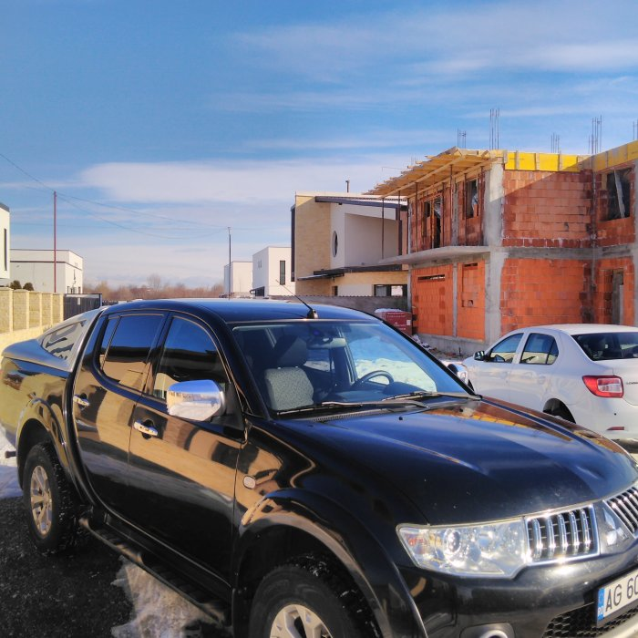 Vand roti/jante 16,17 inch Mitsubishi L200,Ford Ranger ,Nissan Navara