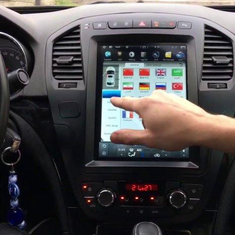 Navigatie Android Mirrorlink 2018 Tesla Style - orice model