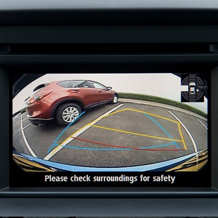 Sistem audio multimedia navigatie mazda cx5