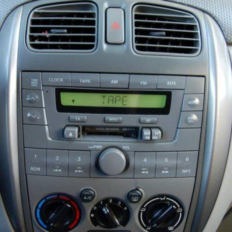 Consola Radio 2Din OEM Mazda Premacy Mpv Aux