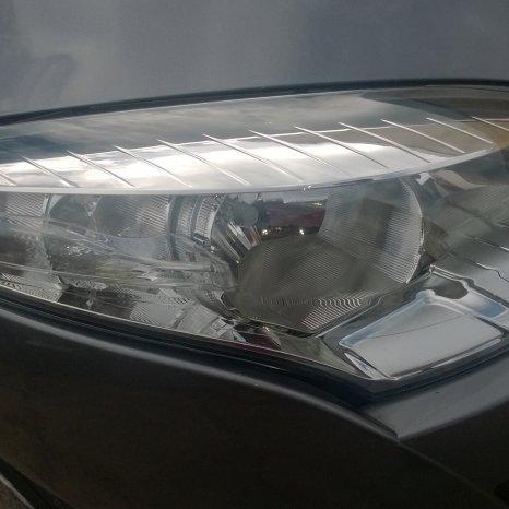 Far dreapta Renault Megane 3 III (2009-2013)