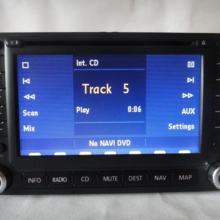 Navigatie OEM Mfd2 Volkswagen Skoda Seat AUX