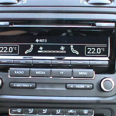 Radio MP3 Player RCD310 Oem Volkswagen