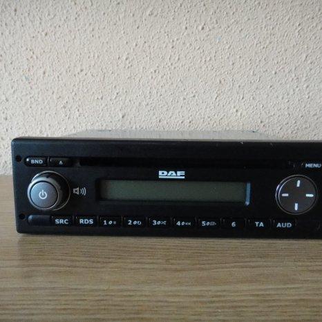Radio Mp3 Player Auto 24V Pentru Camioane