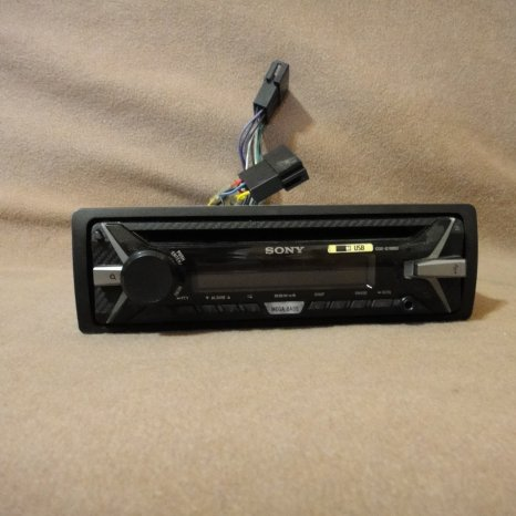Sony Mp3 Auto Usb stick Radio Cd Player cdx-g1100