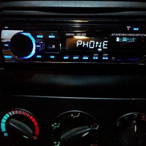 Mp3 Player Auto Cu Bluetooth Handsfree