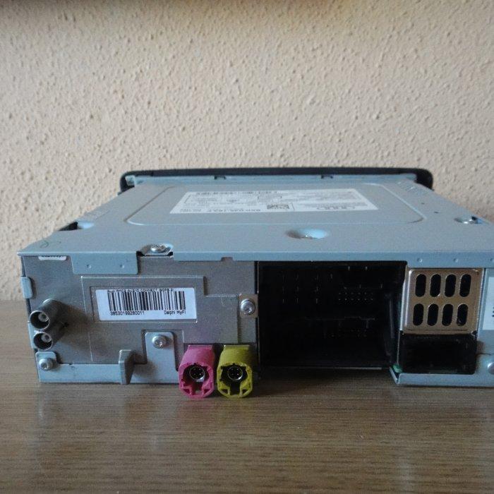 Sistem navigatie OEM audi A1 mmi mp3 bluetooth